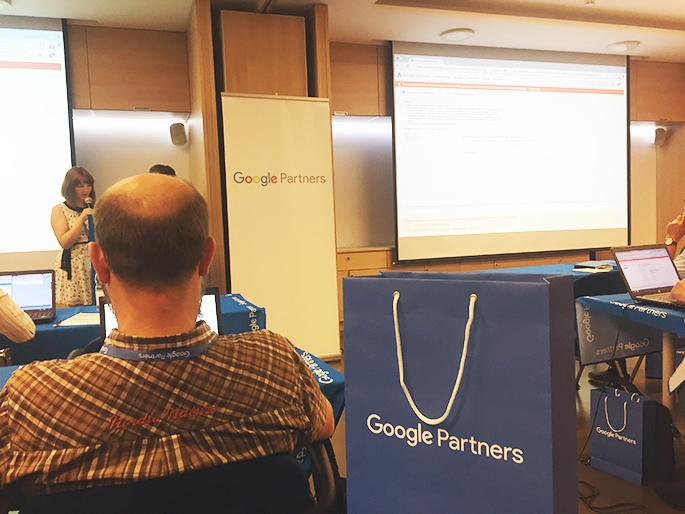 google for partners